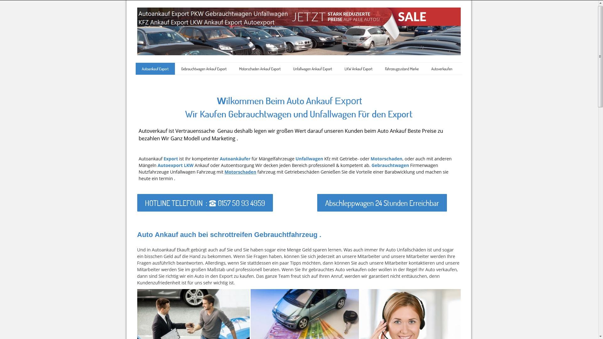 KFZ-Ankauf-Export Lüdenscheid