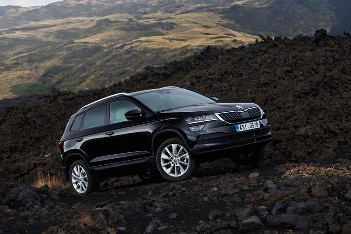 SKODA AUTO produziert das 250.000. Exemplar seines Kompakt-SUV KAROQ
