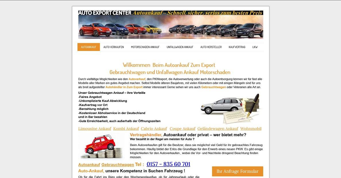 Autoankauf Villingen-Schwenningen