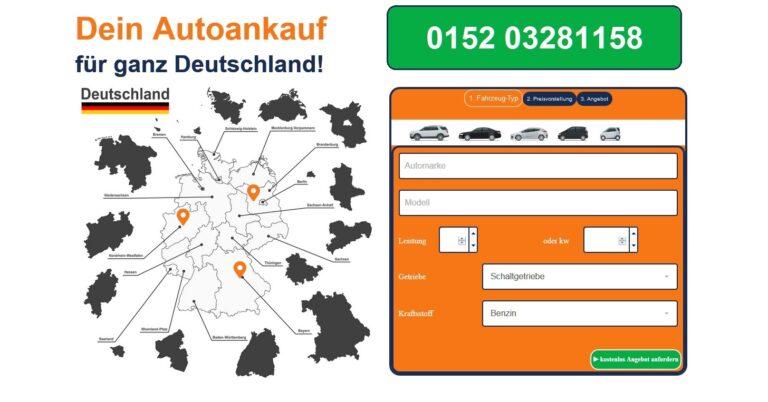 Gute Preise mit Autoankauf Osnabrück erzielen