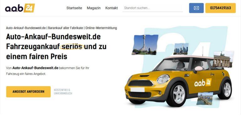 Autoankauf in München – Auto verkaufen in München – Wir kaufen Ihr Auto zum Höchtpreis